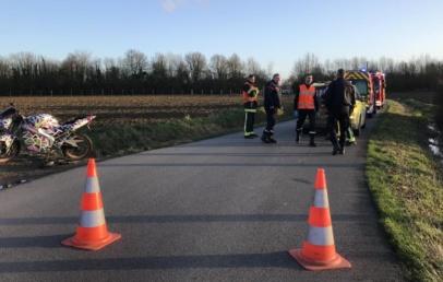 hazebrouck-:-un-accident-entre-une-moto-et-une-camionnette-fait-un-blesse