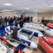 Dunkerque: du matériel nautique et de pêche saisi par les Affaires maritimes vendu aux enchères