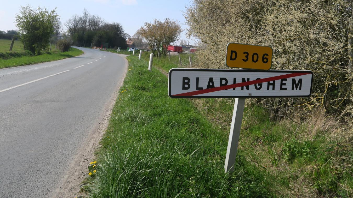blaringhem-:-l'amenagement-futur-de-la-d-306-ne-convainc-pas-regis-duquenoy