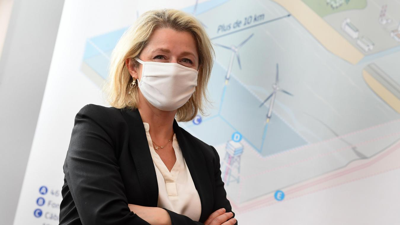 dunkerque:-la-ministre-barbara-pompili-lance-le-parc-eolien-en-mer