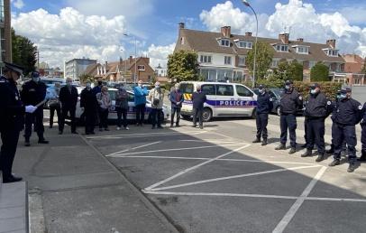 les-policiers-d'hazebrouck-ont-rendu-hommage-a-eric-masson