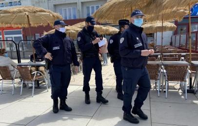 dunkerquois-:-la-police-en-mode-prevention-pour-faire-respecter-le-nouveau-protocole