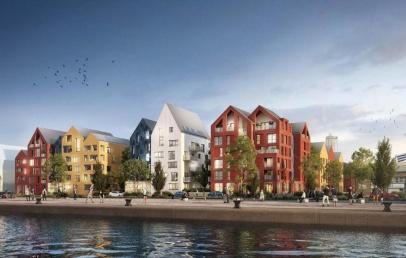 dunkerque:-en-citadelle,-300-nouveaux-logements-a-l'inspiration-nordique