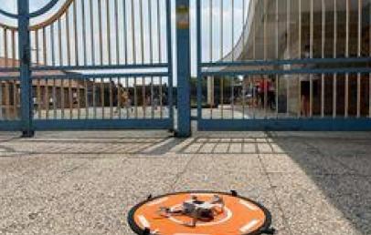 un-drone-pedagogique-a-l'ecole-saint-amand-a-bailleul